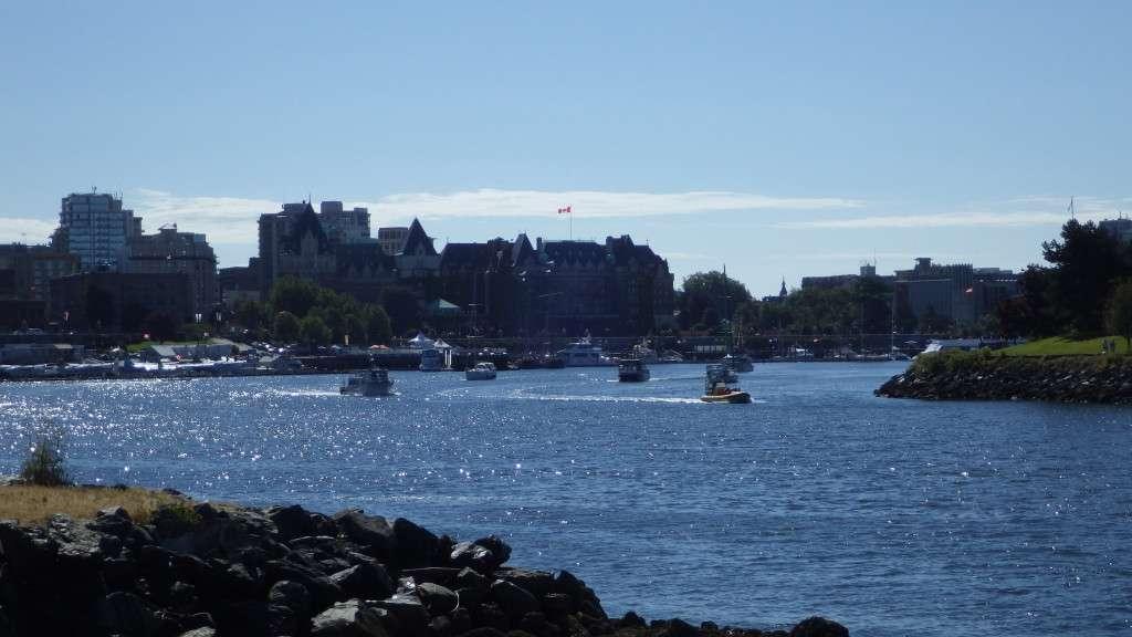 Victoria Canada Inner Harbour