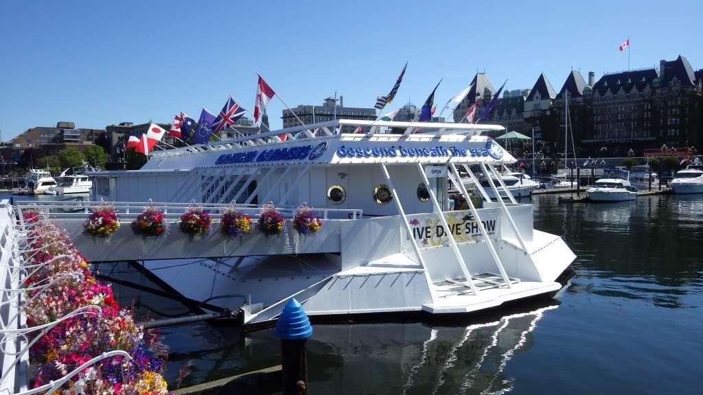 Undersea Gardens Victoria BC