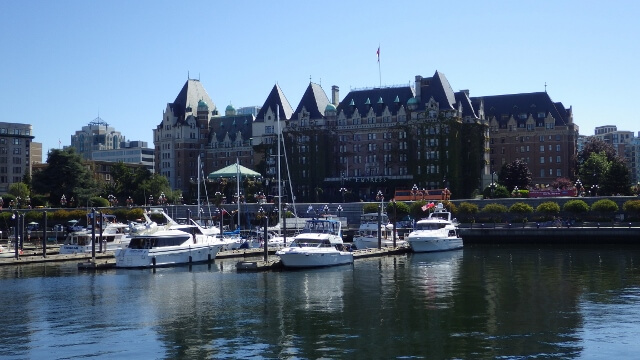 Images Of Victoria Harbor On Vancouver Island