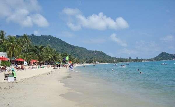 Discover Lamai Beach In Koh Samui Thailand