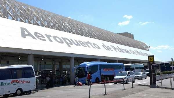 Mallorca Spain Airport