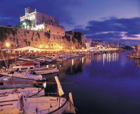 Menorca and Majorca