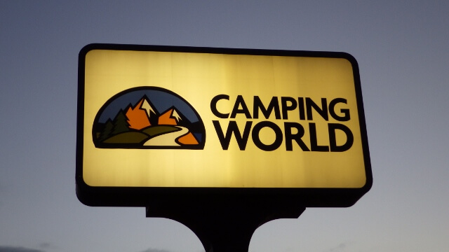 Visit Camping World In Tacoma Washington