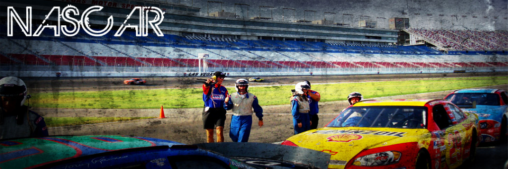 Nascar Driving Experience Video