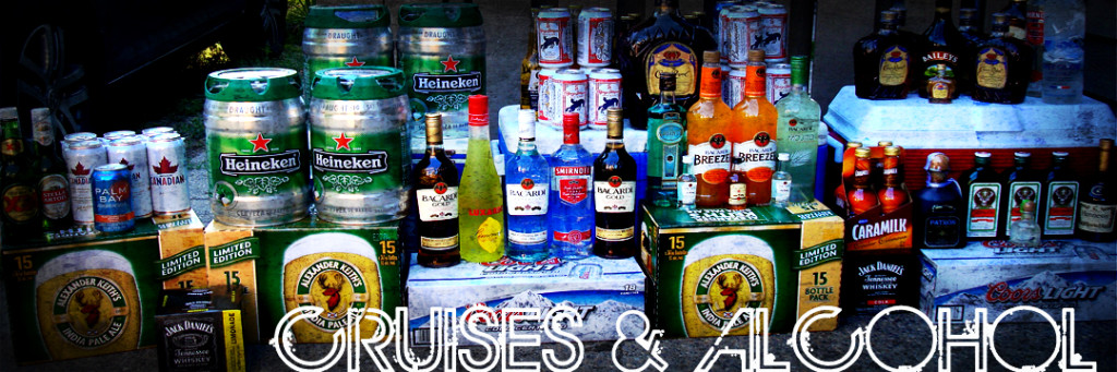 Cruise Ship Alcohol Rules