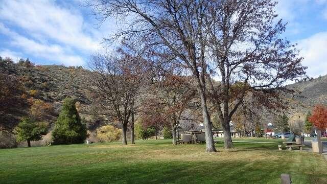 Randolph Collier Rest Area California