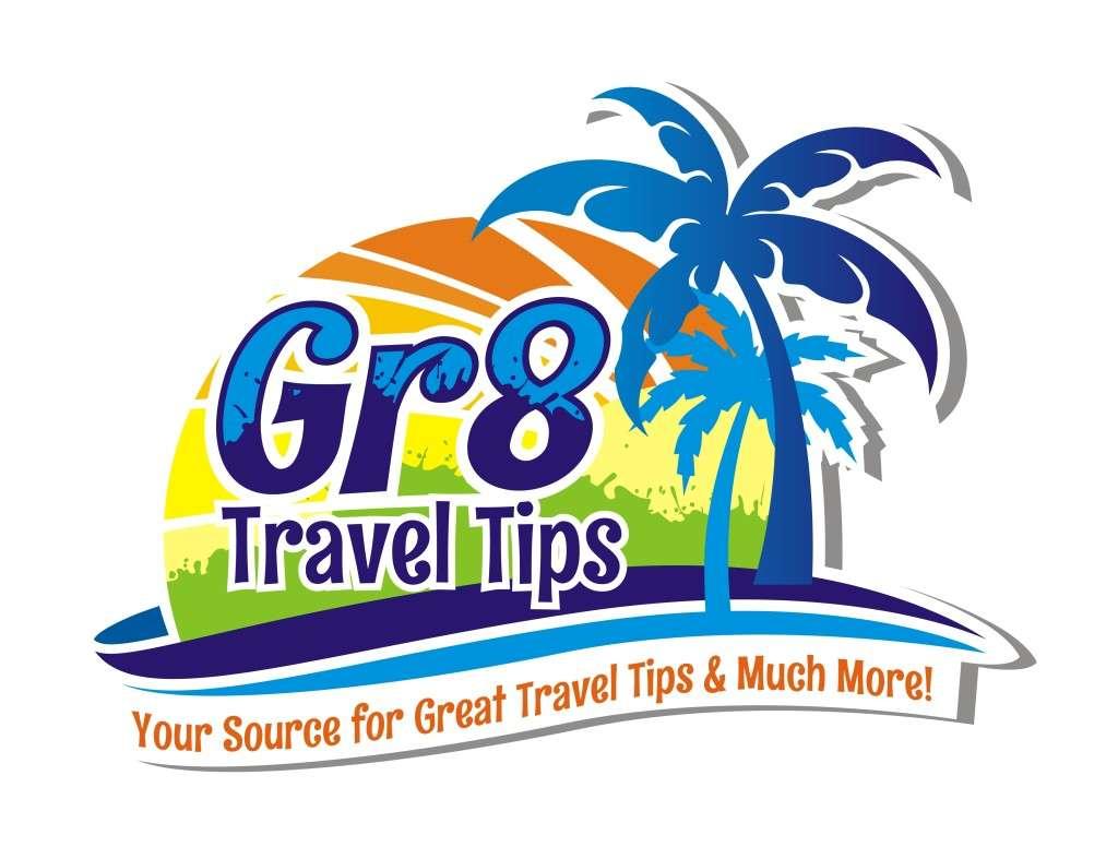 gr8 travel tips logo