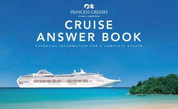 Princess Cruises Answer Book