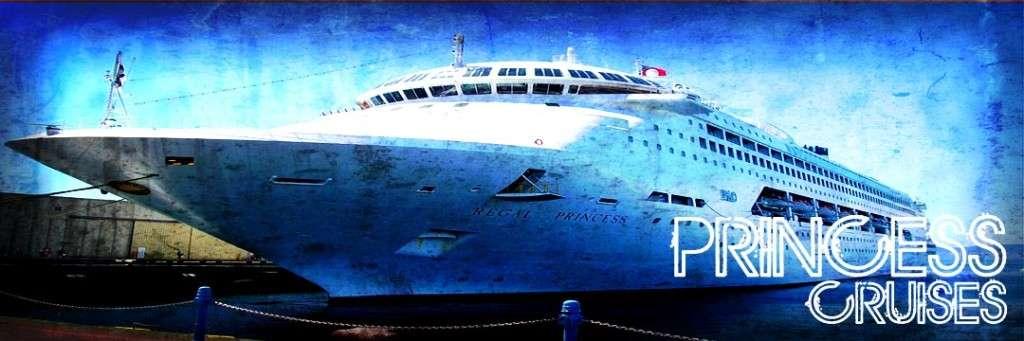 princess cruise line ships