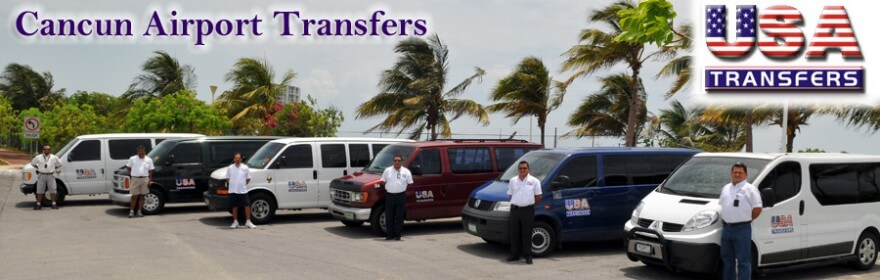 Usa Transfers Cancun