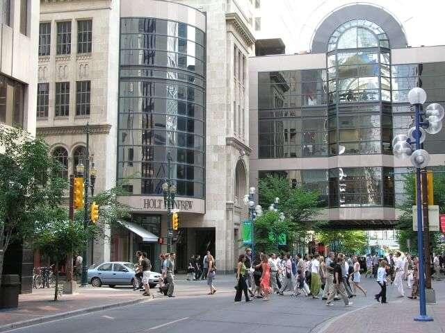 Calgary Plus 15 Walkways