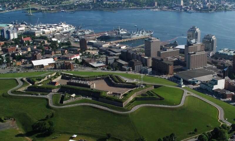Halifax-Citadel-Nova-Scotia-Canada