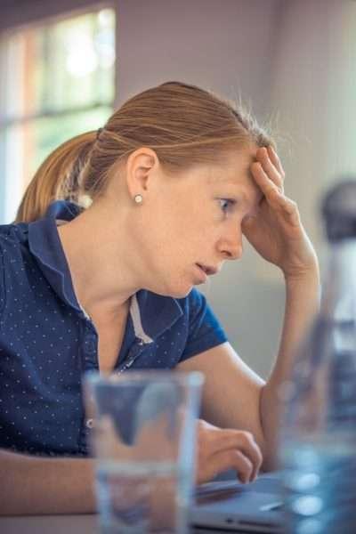 Lady Under Stress