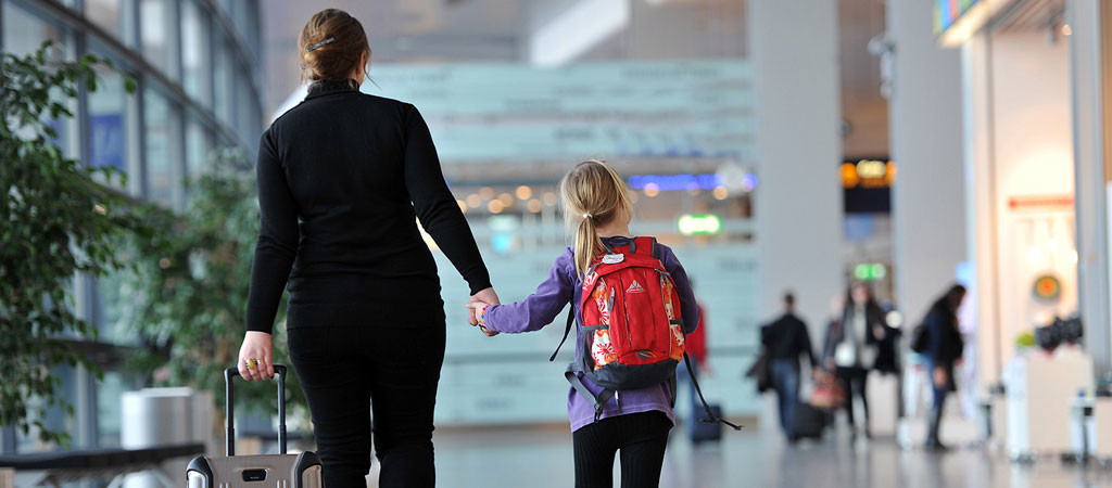travel with child