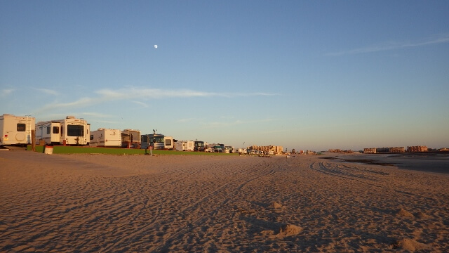 A Look At Puerto Penasco RV Parks