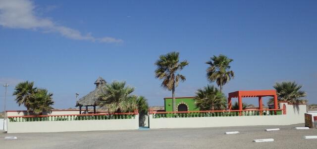 Playa Bonita Campground Puerto Penasco Mexico