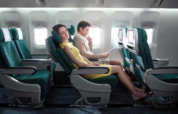 Premium Economy Airplane Seats