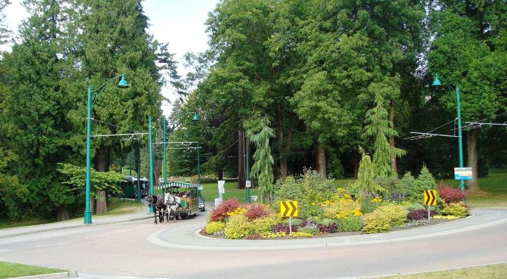 Stanley Park Vancouver BC Canada