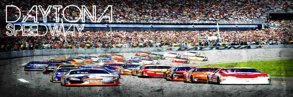 Daytona International Speedway NASCAR Racing