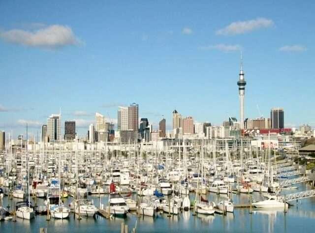Aukland New Zealand