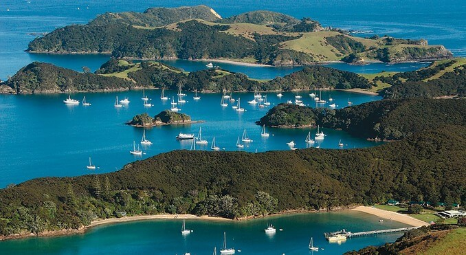 Bay of Islands New Zealand