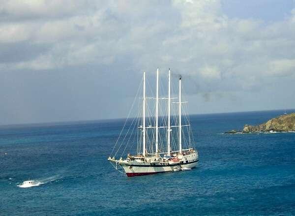 Windjammer in St Maarten