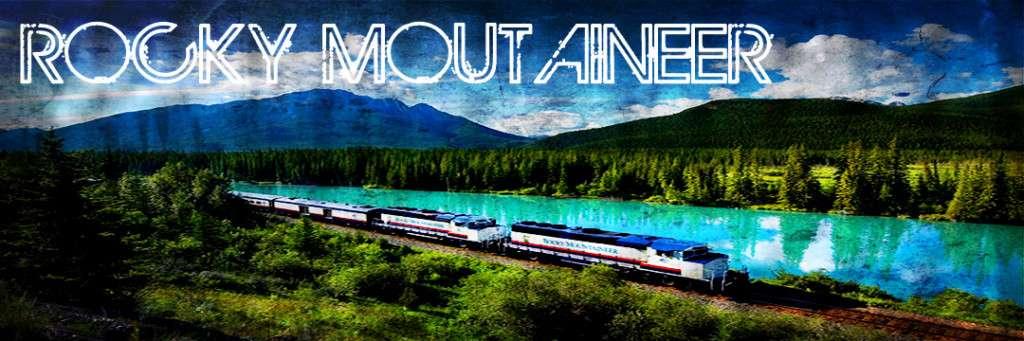 Rocky Mountaineer Railtours BC Canada