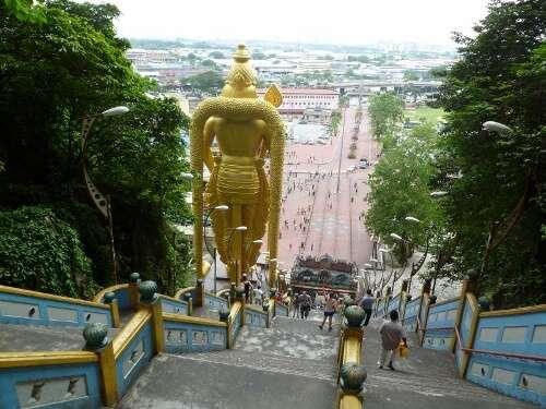 Batu Cave Temples Kuala Lumpur