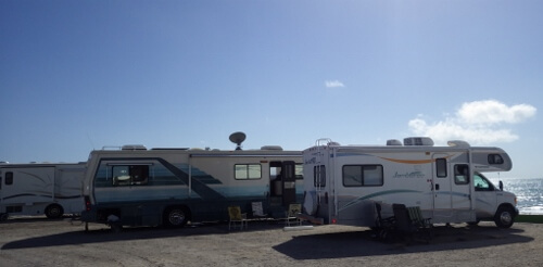 Puerto Penasco Camping