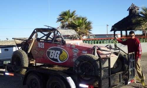 Sand Dune Racing Puerto Penasco Mexico