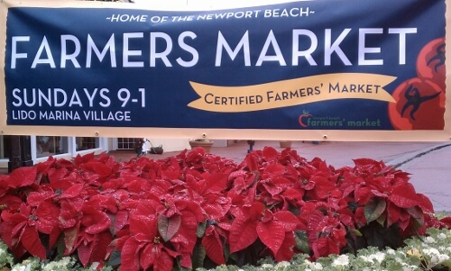 Newport Beach Farmers Market