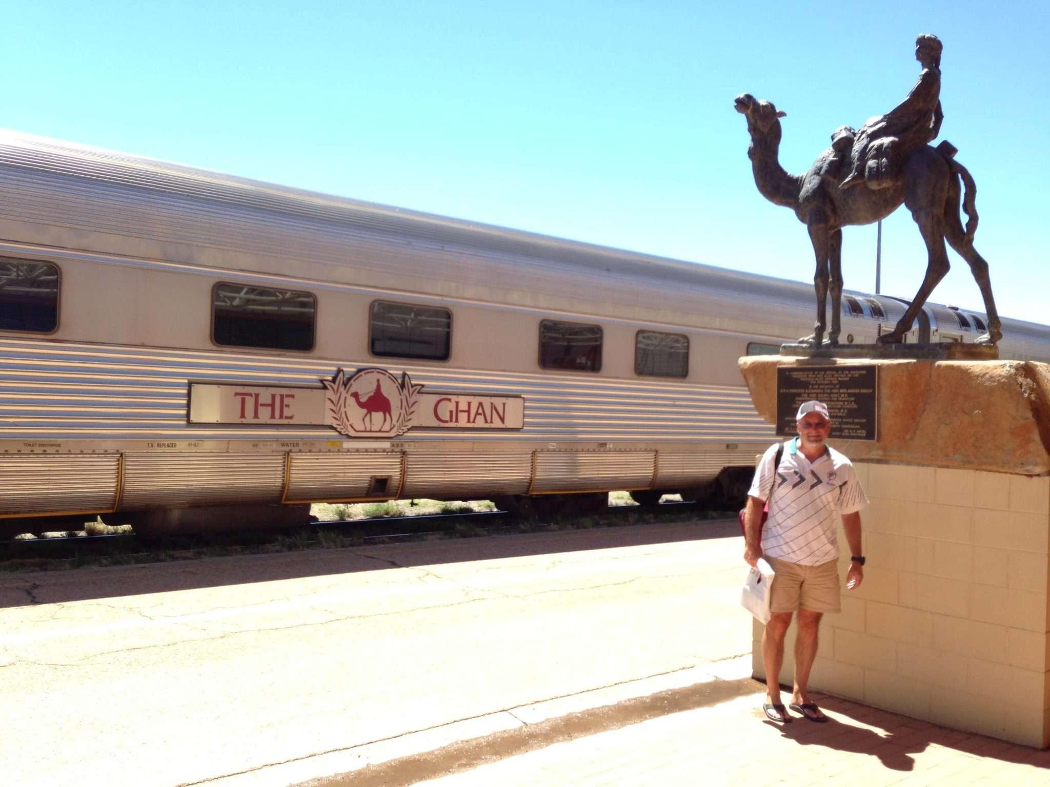 The Ghan Luxury Train In Australia ...