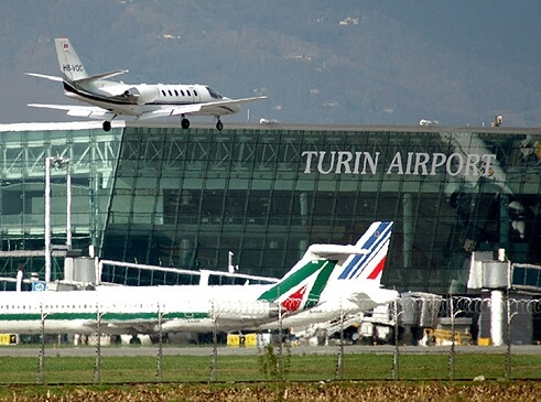 Turin Italy Airport