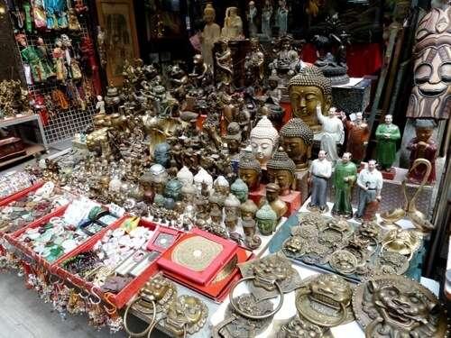 Cat Street Antiques Hong Kong