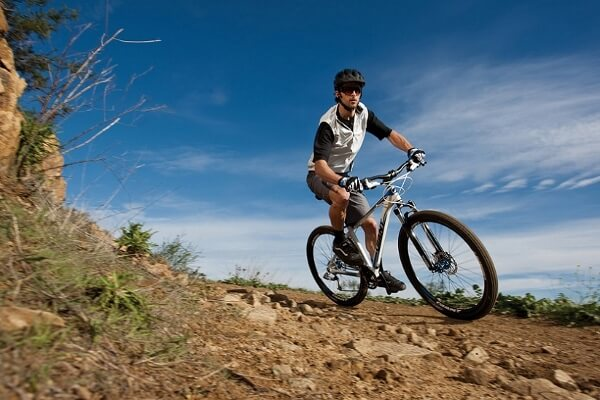 Hardtail Mountain Biking