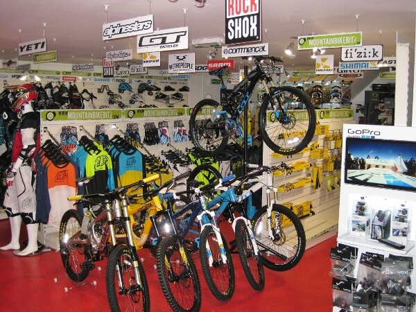 Mountain Bike Shop