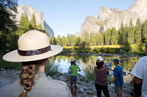Ranger Guide Hike Yosemite