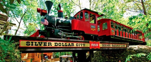 Silver Dollar City Railway Branson