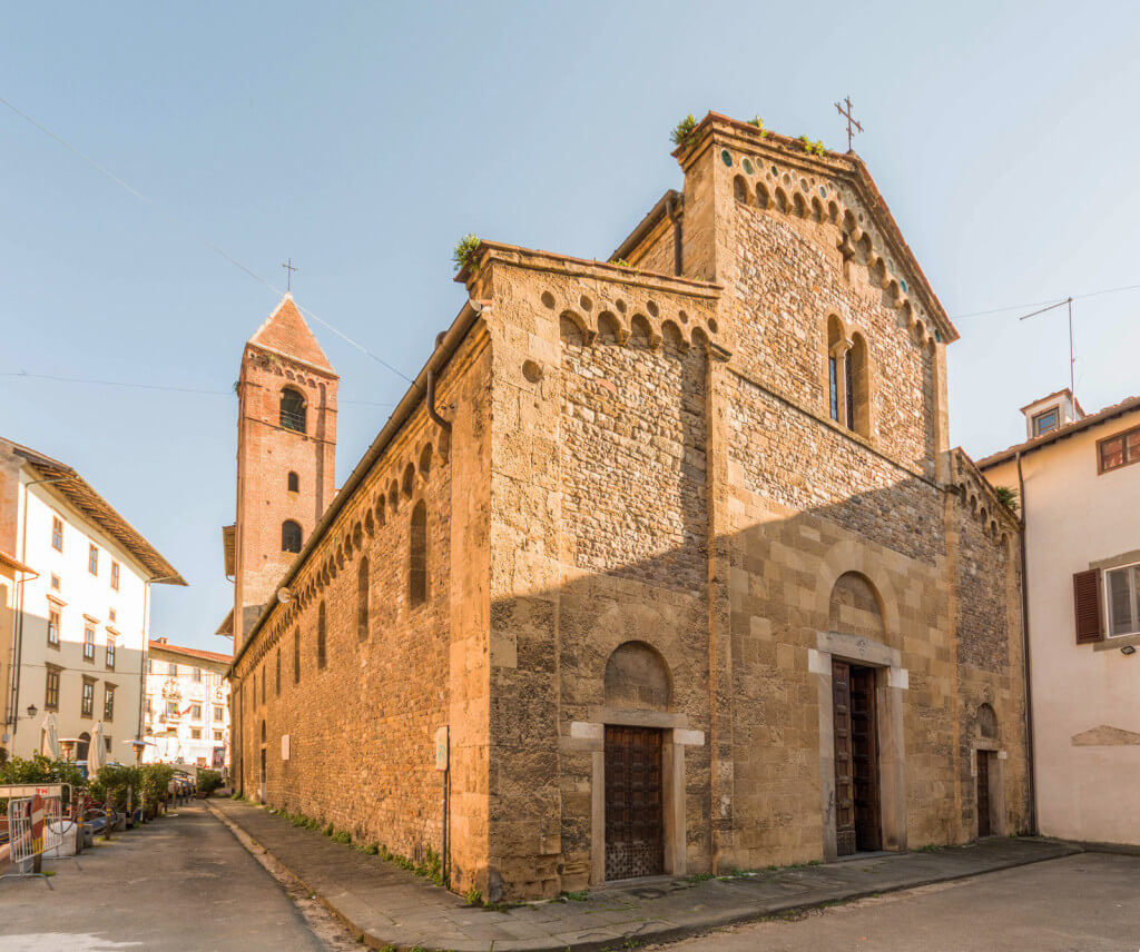 Church of San Sisto