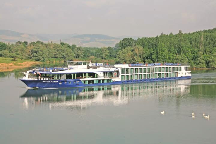 The Top Ten Benefits Of River Cruising