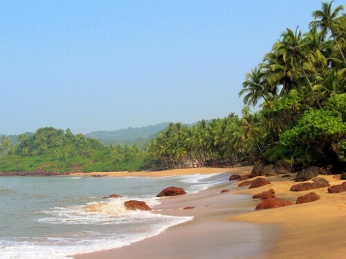Some Of The Best Beaches Of Goa India
