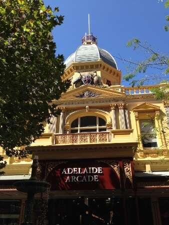 Adelaide Arcade Building