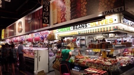 Adelaide Central Market Vendors