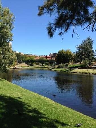 Elder Park Adelaide Australia