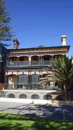 Glenelg Australia Architecture