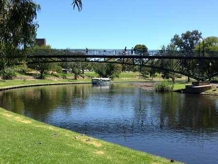 Linear Park Adelaide