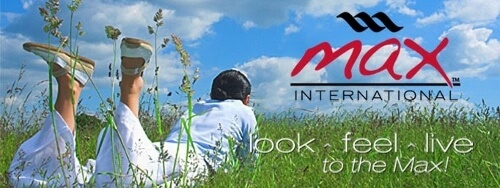 Max International Advertisement