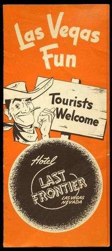 Old Las Vegas Hotel Poster