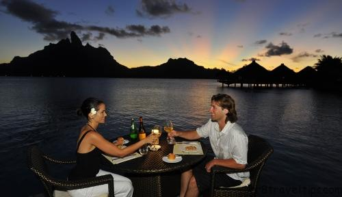 French Polynesia Dining