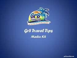 Gr8 Travel Tips Media Kit